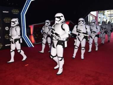 Star Wars - Le Réveil de la Force : une avant-première exceptionnelle à Los Angeles (25 PHOTOS)