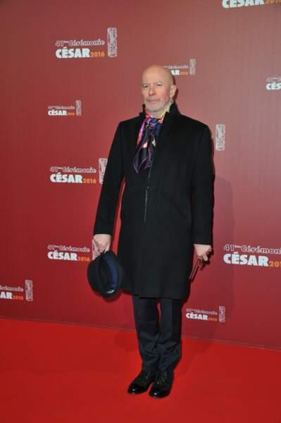 Jacques Audiard, réalisateur de Dheepan