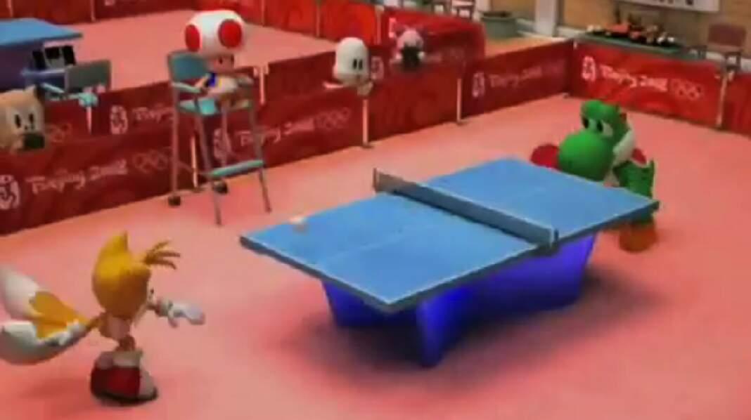 2007 - Mario et Sonic aux Jeux Olympiques (Wii et DS)