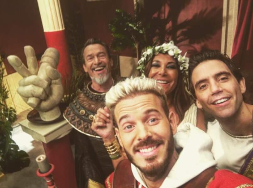 Salut les Romains et les Gaulois !