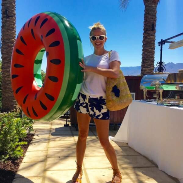 Reese Witherspoon avait la plus belle bouée de l'univers.