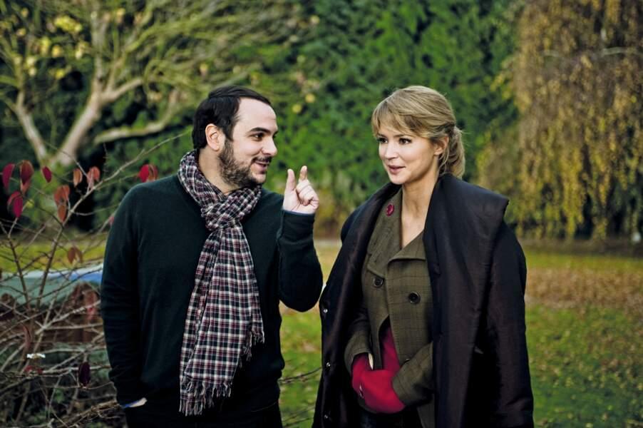 L'humour, la meilleure arme de séduction François-Xavier Demaison, dans La Chance de ma vie