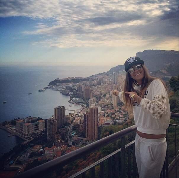 Martika donne de ses nouvelles : tout va bien à Monaco, rassurez-vous !