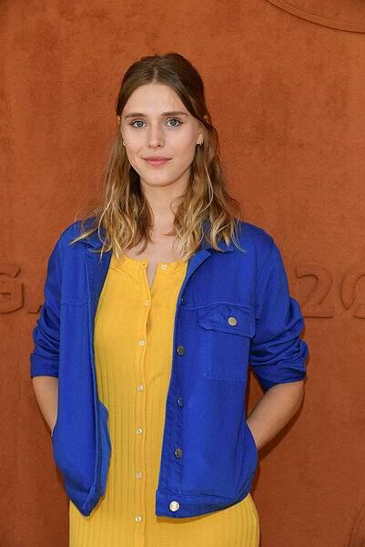La jeune actrice Gaia Weiss