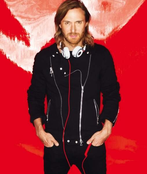 18. David Guetta (DJ)