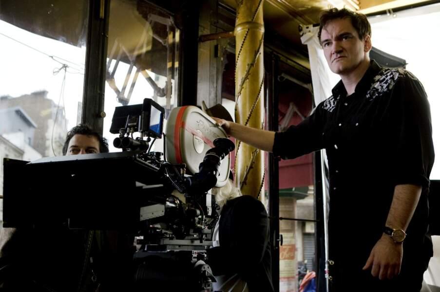 Au 61è Festival de Cannes, Tarantino annonce que son prochain film sera Inglorious Basterds