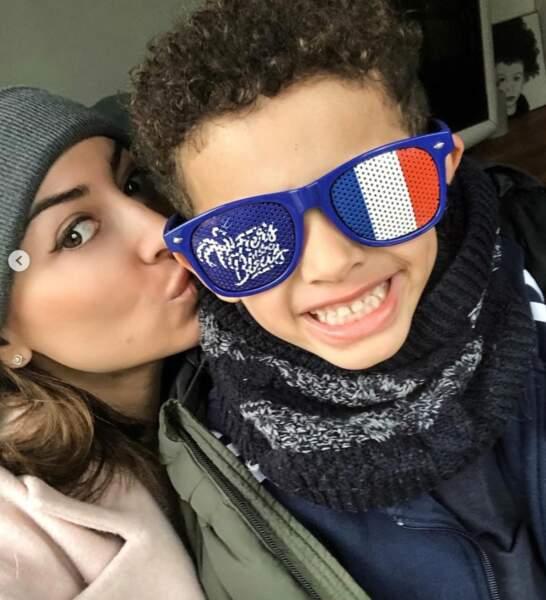 Gianni, le fils de Rachel Legrain-Trapani, est resté bloqué à la date du 15 juillet 2018.