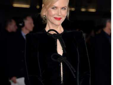 Nicole Kidman : ses jambes de rêve affolent l'avant-première du film Lion à Londres