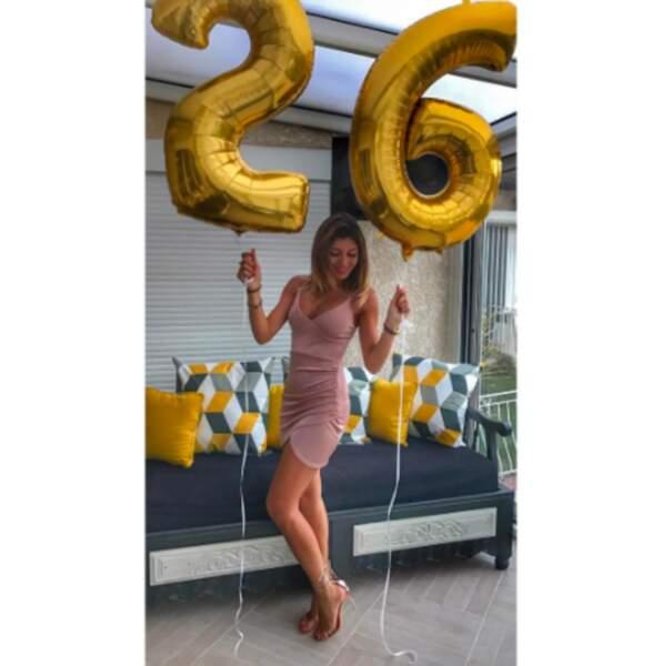 Et Sarah Lopez des Anges a passé le cap des 26 ans !