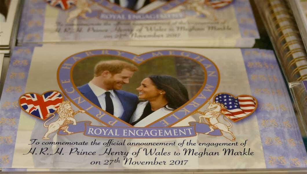 Des fiançailles qui ont eu lieu le 27 novembre 2017
