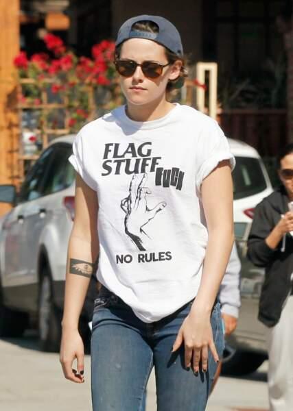 Sympa le tee-shirt !