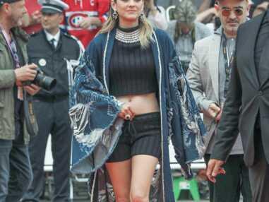 Marion Cotillard : sa tenue inattendue sur les marches pour Xavier Dolan