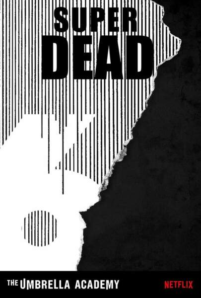 Le n°6, Ben Hargreeves, étant décédé avant le début de l'histoire, son personnage n'est pas présenté
