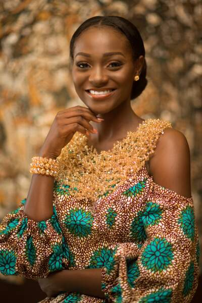 Afua Asieduwaa Akrofi pour le Ghana