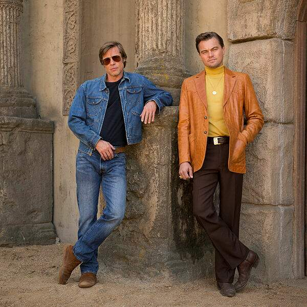 Once Upon a Time in Hollywood de Quentin Tarantino