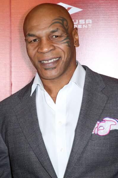 Finies les oreilles croquées : Mike Tyson est désormais vegan !