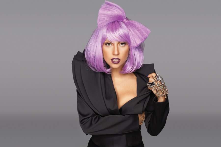 5. Lady Gaga  (chanteuse)