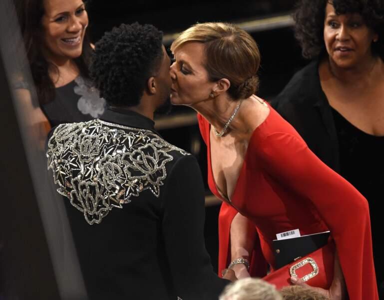 Les Oscars de l'amour volume 2 (Chadwick Boseman et Allison Janney)