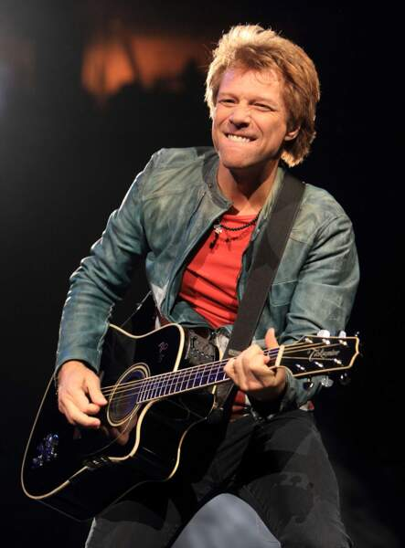 54. Bon Jovi (chanteurs)