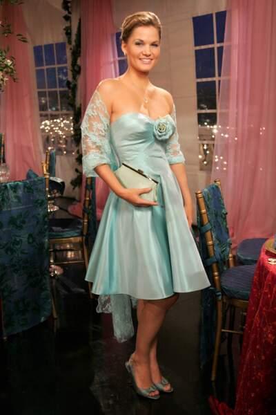 Rachel Kimsey a également incarné Mackenzie en 2005 et 2006