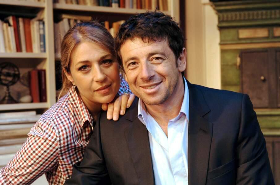 Valérie Benguigui et Patrick Bruel ont joué ensemble dans Le Prénom, au théâtre puis au cinéma.