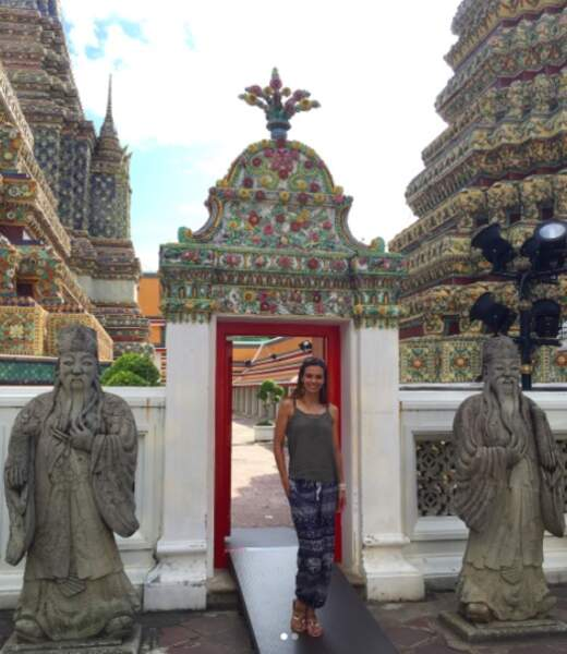 Devant le temple de Watpho