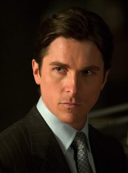 Christian Bale, un Batman classe et tourturé (Batman begins)
