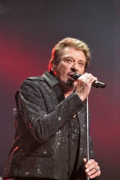 2009 : Un chanteur brillant... jusqu'à la veste