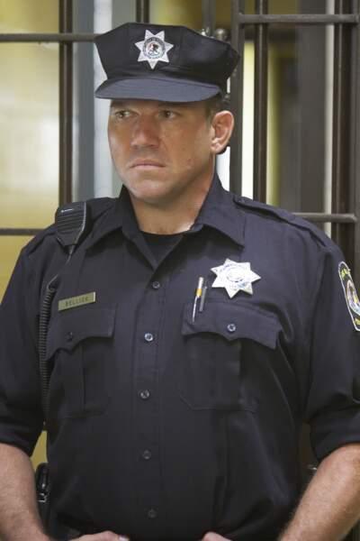 Wade Williams, alias Brad Bellick, le garde
