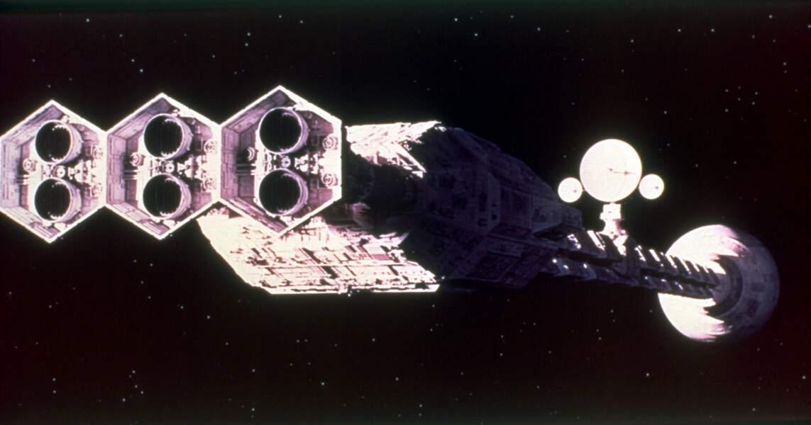 2001 l'odyssée de l'espace... Déjà une prouesse du genre