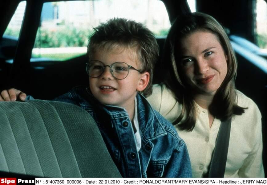Avec Renée Zellwegger, sa maman de cinéma
