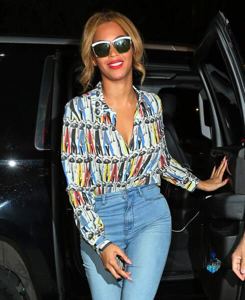 Sublime pour aller diner avec Jay-Z