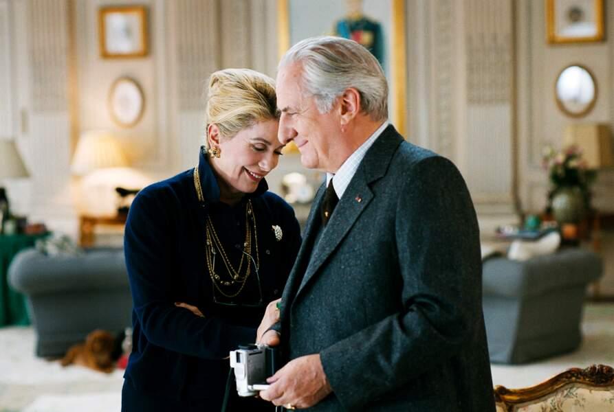 Face à Catherine Deneuve dans Palais Royal ! (2005) de Valérie Lemercier