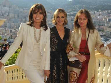 Les acteurs de Dallas fêtent l'arrivée de la série sur TF1 à Monte-Carlo.