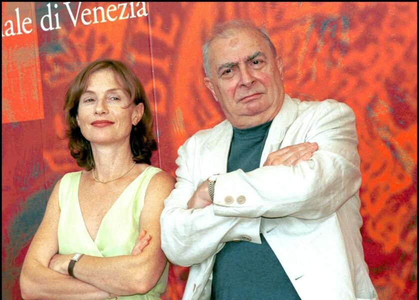 Isabelle Huppert travaillera avec le réalisateur Claude Chabrol sur sept films.