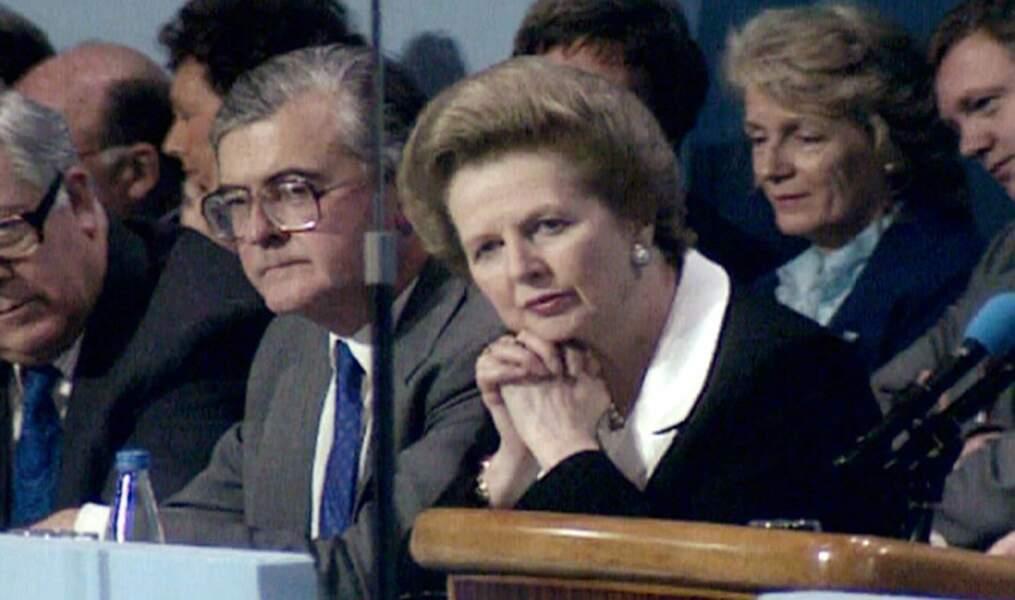 Margaret Thatcher (Premier ministre britannique) est décédée le 8 avril 2013.