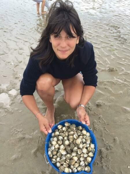 Bravo Estelle Denis pour la pêche !