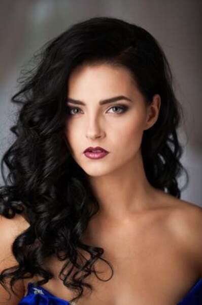 Miss Lettonie est Lāsma Zemene