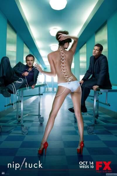Nip/Tuck : Qui aurait cru que la chirurgie esthétique pouvait être aussi sexy ?