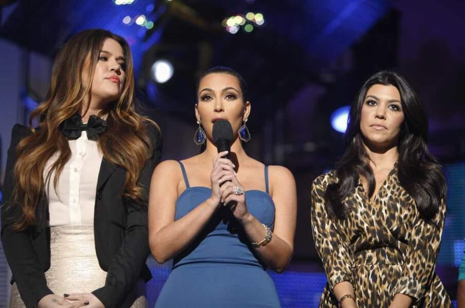 Les trois soeurs Kardashian