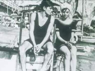 Alain Delon, l'acteur aux multiples partenaires