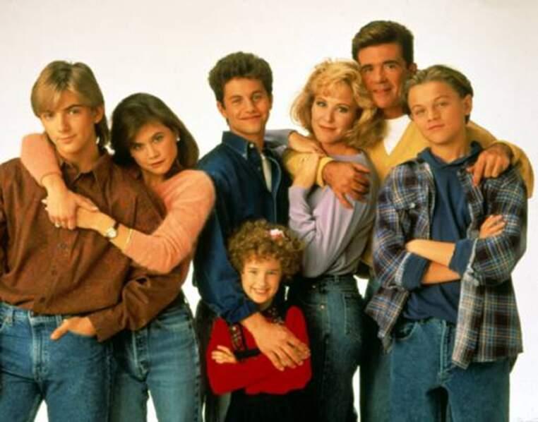 Après quelques apparitions télé, Leonardo DiCaprio intégre la famille de Quoi de neuf docteur ?