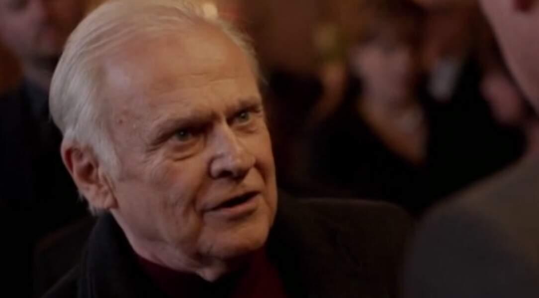…Ken Kercheval, 83 ans, coule aujourd'hui des jours heureux loin des caméras