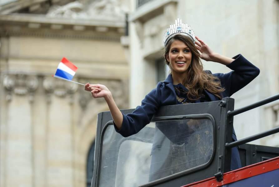 Elle a paradé dans les rues de Lille