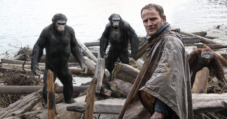Autre événement de l'année, La Planète des singes : l'affrontement débarque dans les salles le 23 juillet