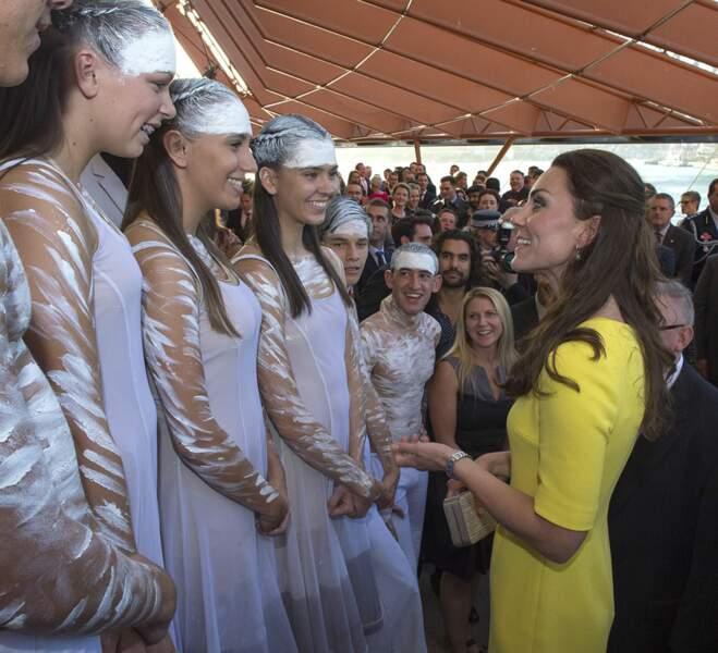 N'est pas Damidot qui veux, ces jeunes filles n'ont pas marouflé très proprement. Mais c'est l'intention qui compte