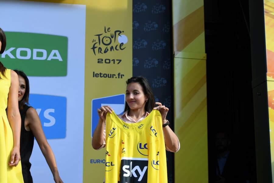 Le maillot jaune aurait-il besoin d'une petite lessive ?