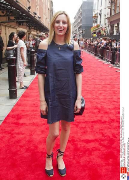 Il y avait du beau monde sur le tapis rouge, dont la star de Downton Abbey Laura Carmichael