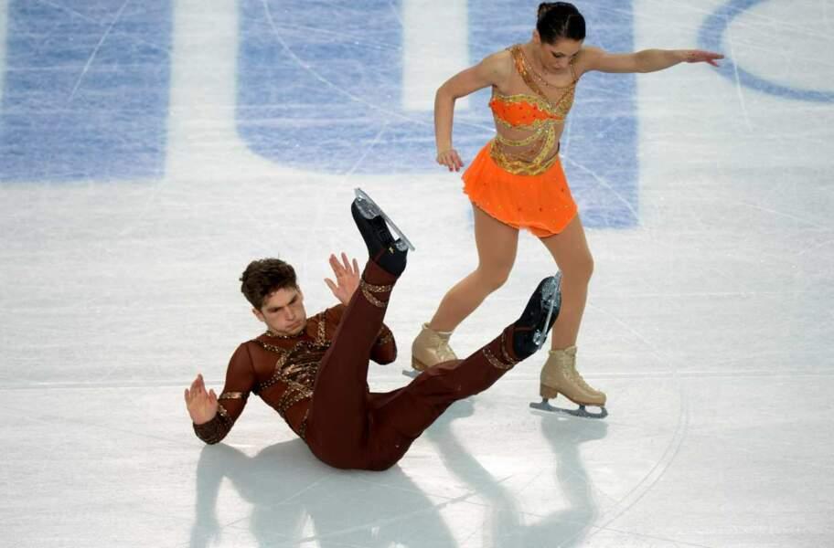 Mais le patinage artistique se défend bien également !