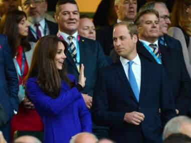 Insolite de la Coupe du monde de rugby : la famille royale aux premières loges et des supporters qui ont du chien !